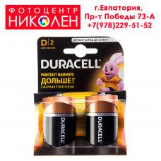 Элемент питания Duracell LR20
