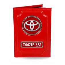 Обложка для водительских прав